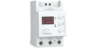 Терморегуляторы Terneo для систем охлаждения и вентиляции