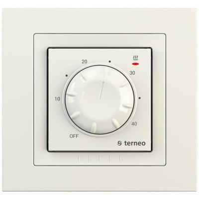 Купить Терморегулятор для теплого пола Terneo rtp unic Терморегуляторы Terneo для теплого пола polvteplo.ru