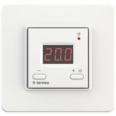 Купить Терморегулятор для теплого пола Terneo st Терморегуляторы Terneo для теплого пола polvteplo.ru