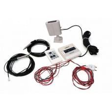 Двухканальная метеостанция CALEO UТН-Х123 (для греющего кабеля)